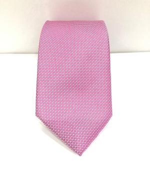 Cravatta Artigianale Pura Seta Fucsia