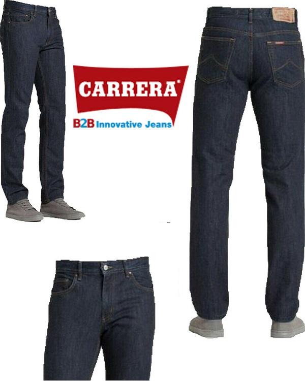 Jeans da Uomo Carrera 700 Regular Blu Scuro