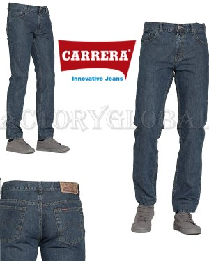 Jeans Uomo Carrera 700 Regular Leggero