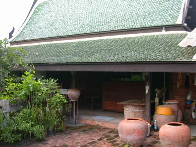 ขายบ้านทรงไทย