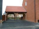 Oak Carport Plans PDF Woodworking