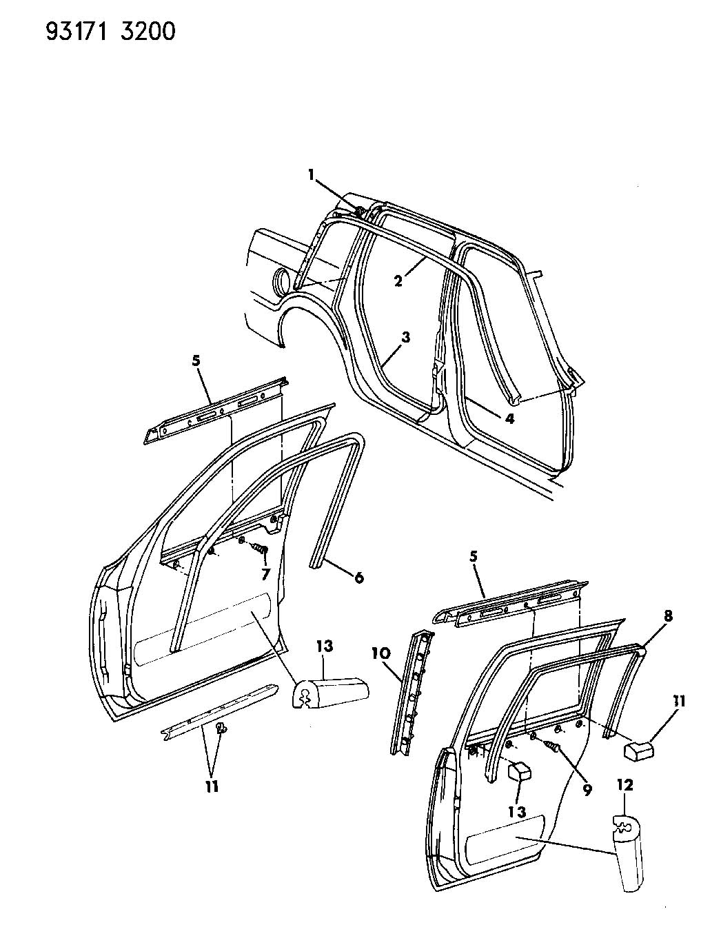 Toyota Sienna Fuse Box