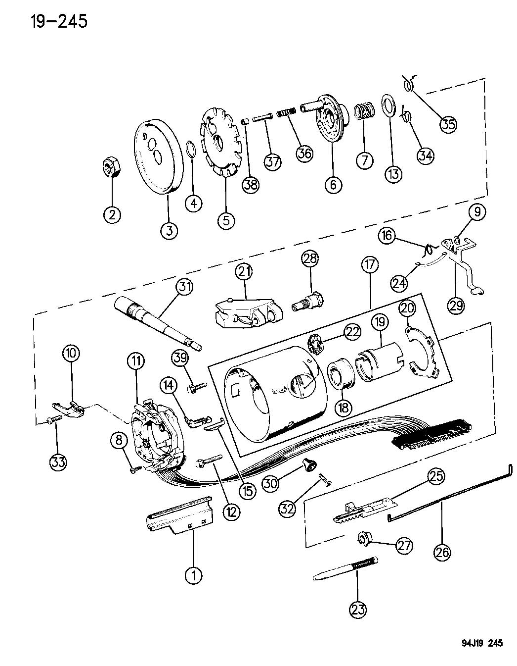 Jeep Wrangler Alternator Wiring