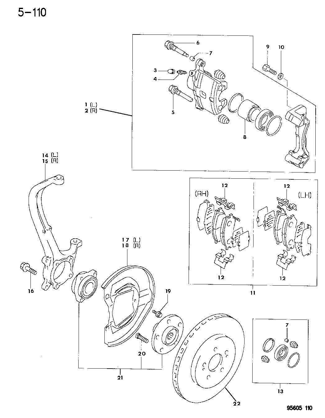 Dodge Bolt Mounting Hub Wheel Hub Avengersebring