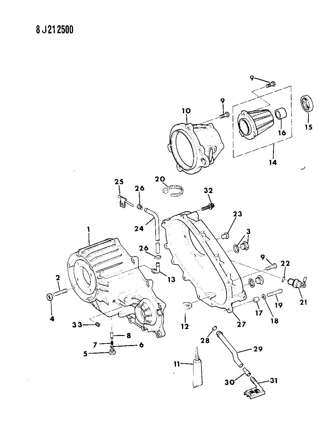 Chrysler Pt Cruiser Seal Output Ckdargentina