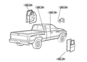 Dodge Ram 2500 Connector Vacuum hose  04663593 | Factory Chrysler Parts, Bartow Fl