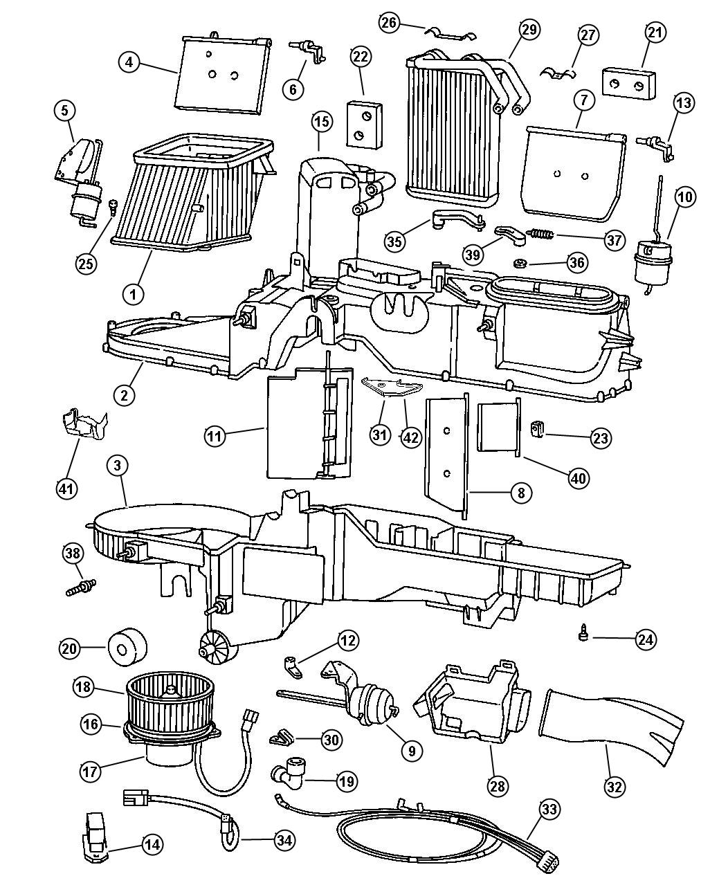 Service Manual Instruction For A Dodge Ram
