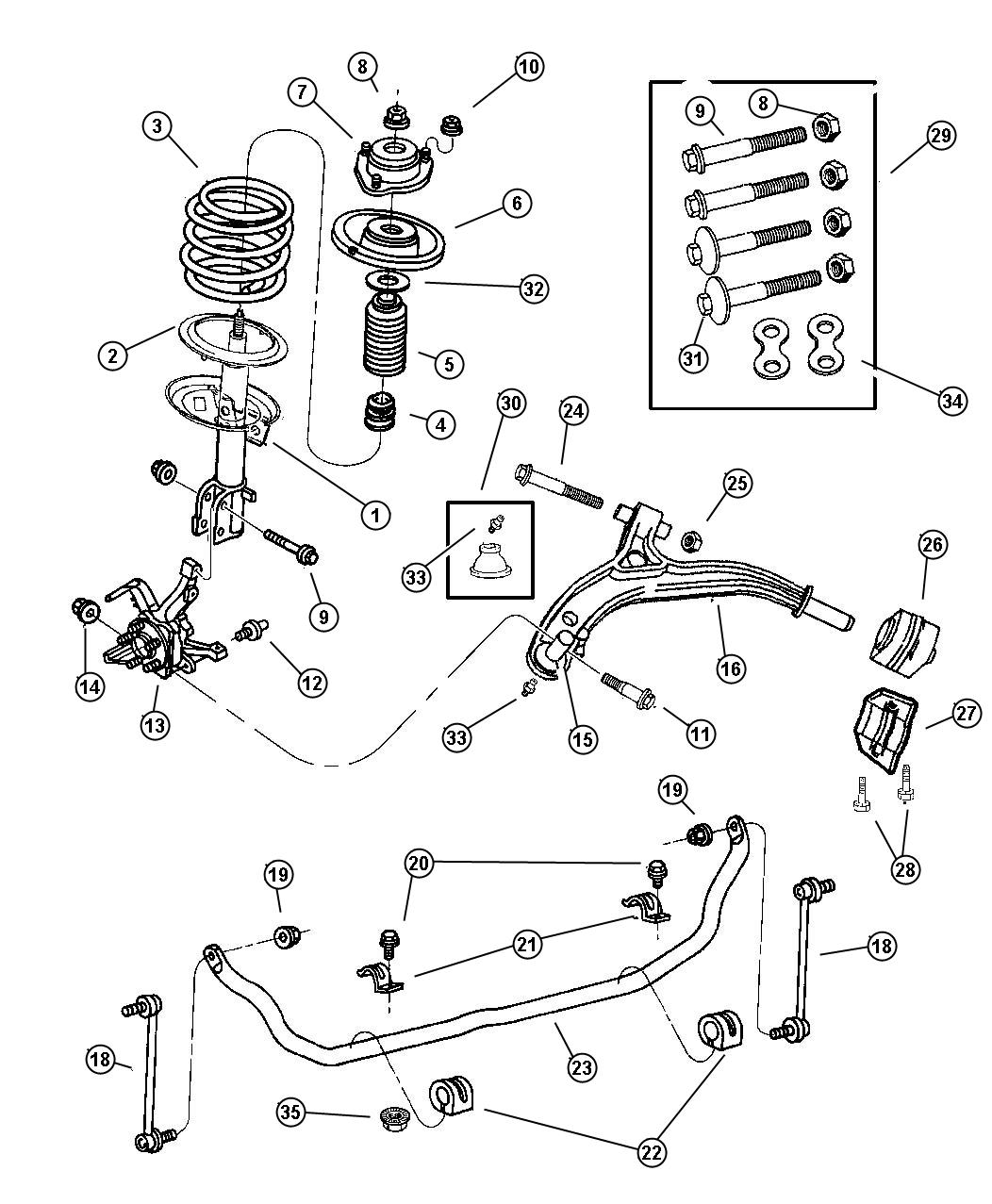 Chrysler Voyager Fuse Box Diagram