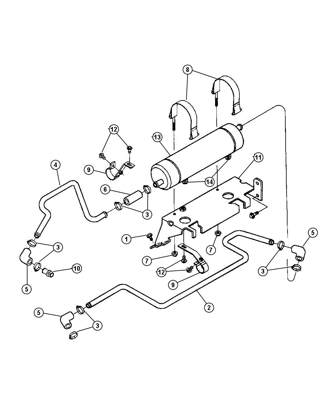 Tranny Lines Gasket Filter Question