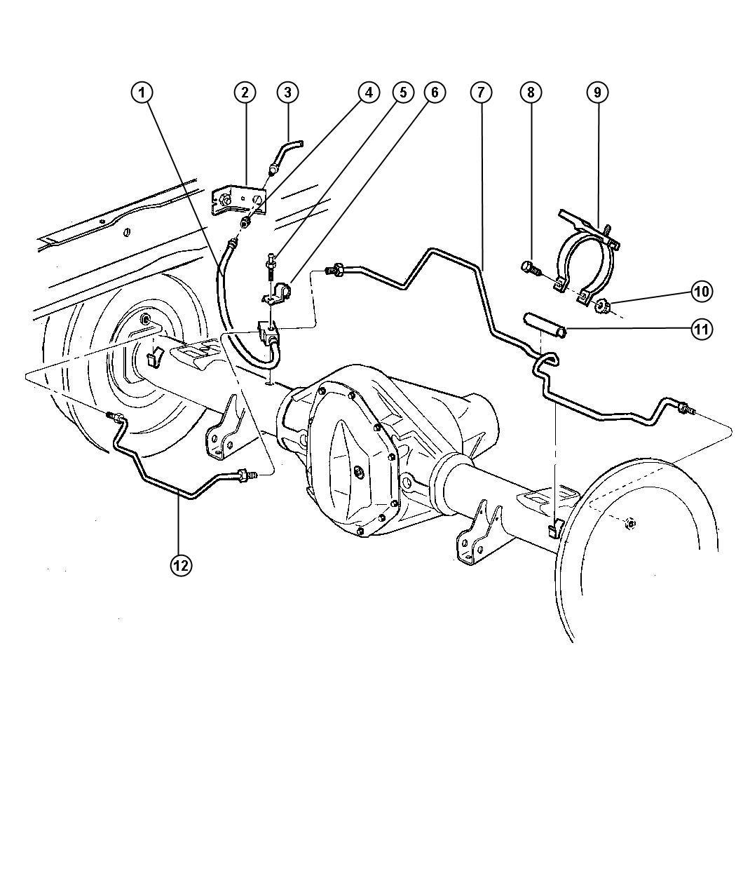 Dodge dakota brake lines best brake 2017 rh brake storesay site brake line plumbing diagram 1999 dodge durango brake line diagram location