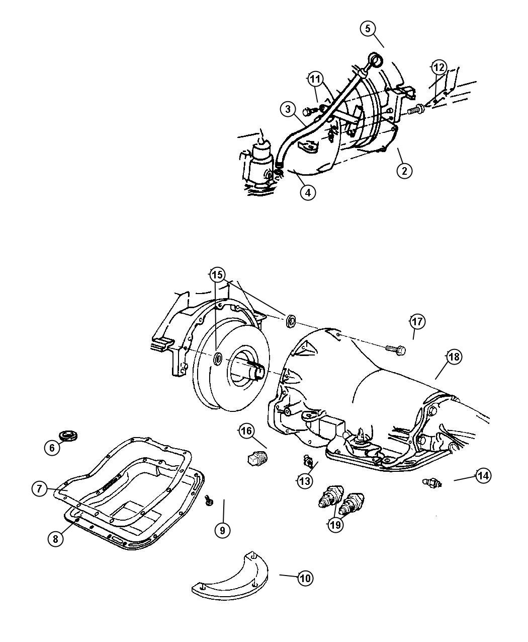 Dodge Ram Case And Related Parts
