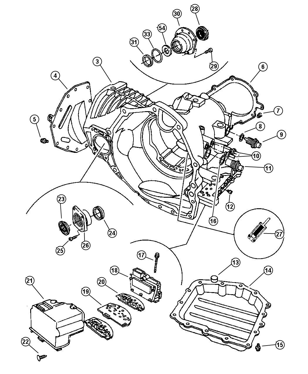 Chrysler Intrepid Wiring Diagram