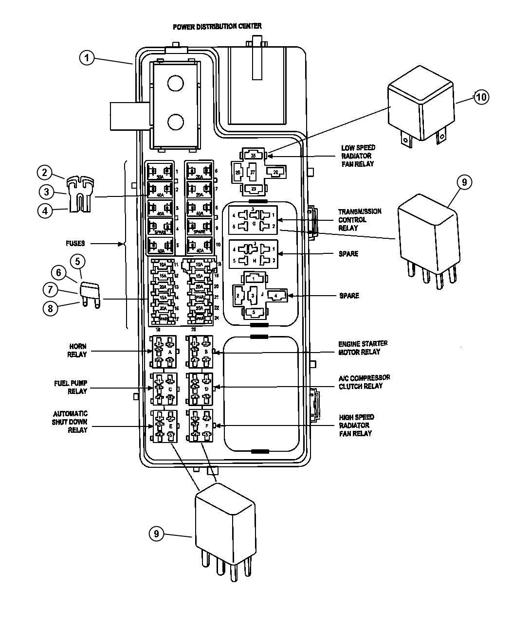 00i54981?resize\\\=665%2C808 pt cruiser radiator fan wiring trusted wiring diagram