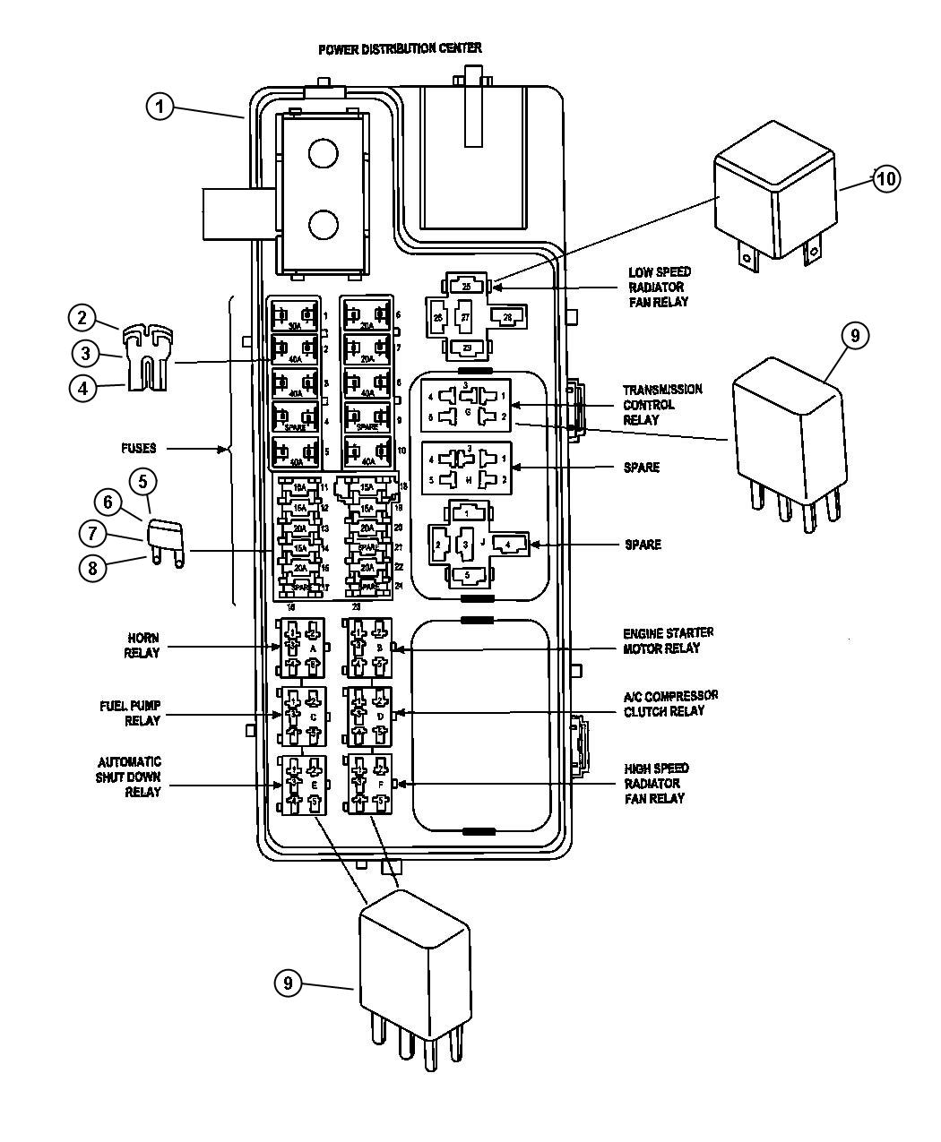 00i54981?resize=665%2C808 2002 chrysler pt cruiser cooling fan wiring diagram 2001 pt 2006 PT Cruiser Wiring-Diagram at soozxer.org