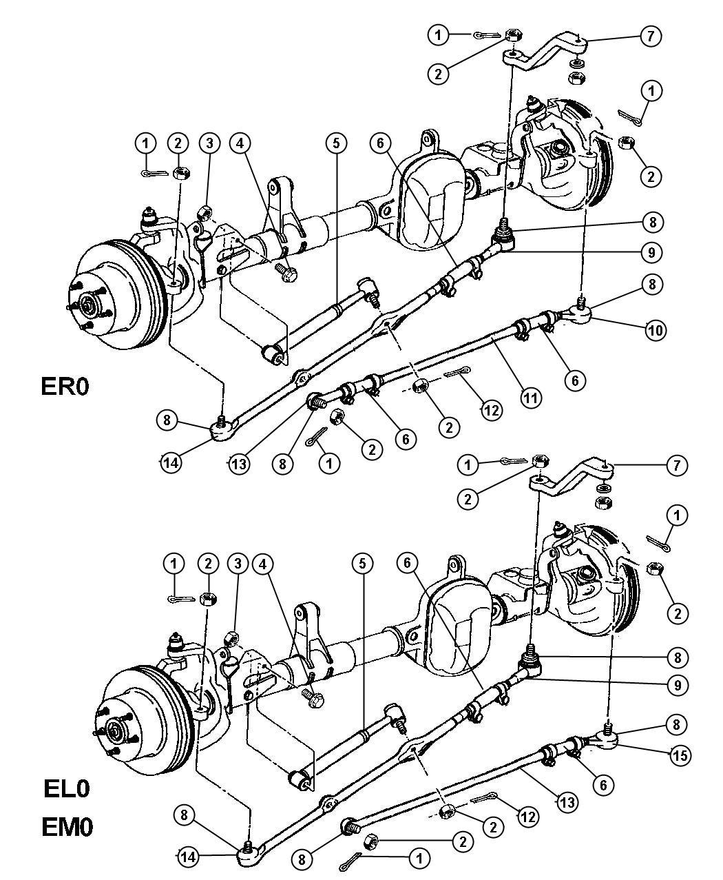 Jeep Cherokee Steering Parts Diagram Jeep Auto