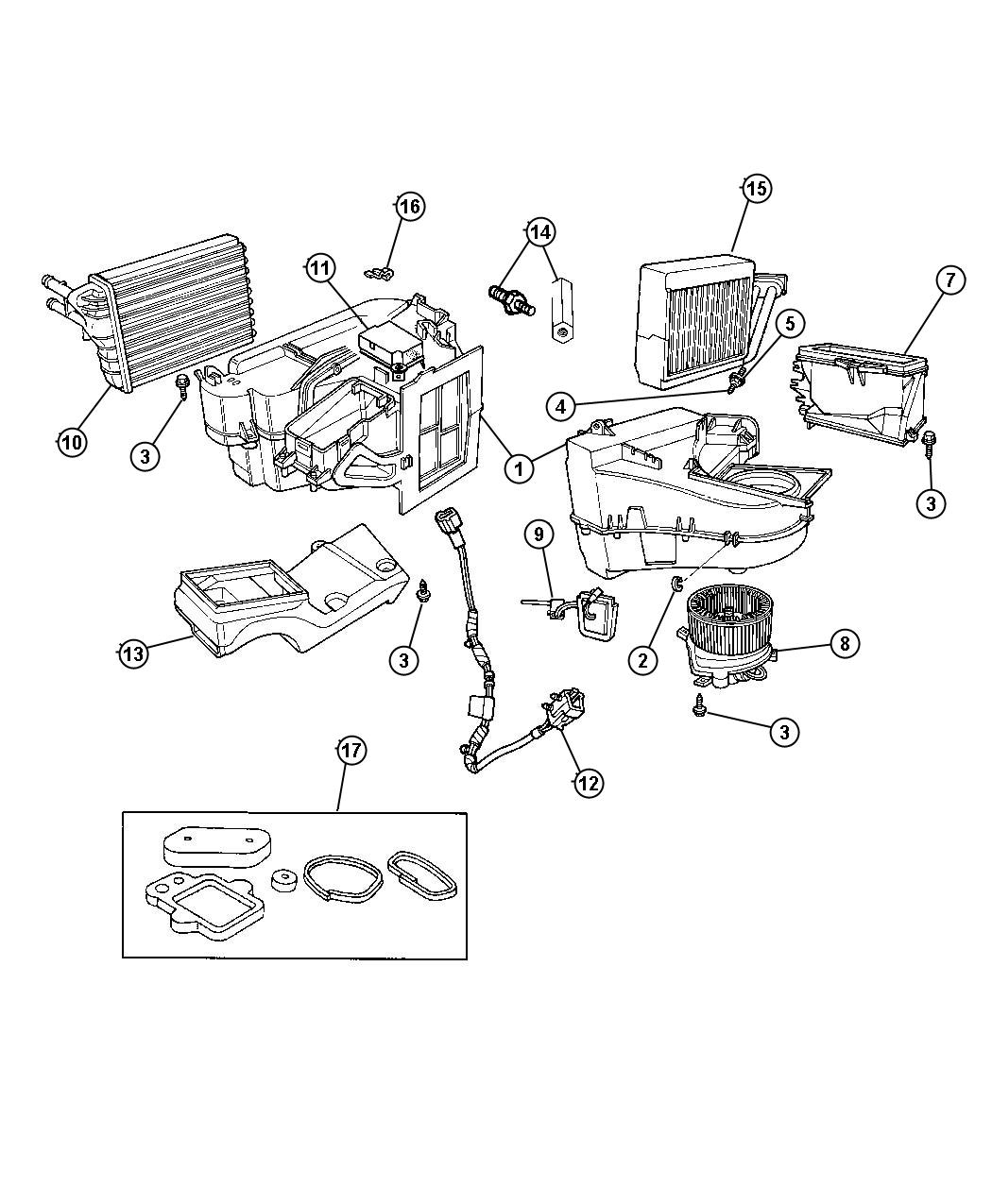Carrier Rv Ac Parts