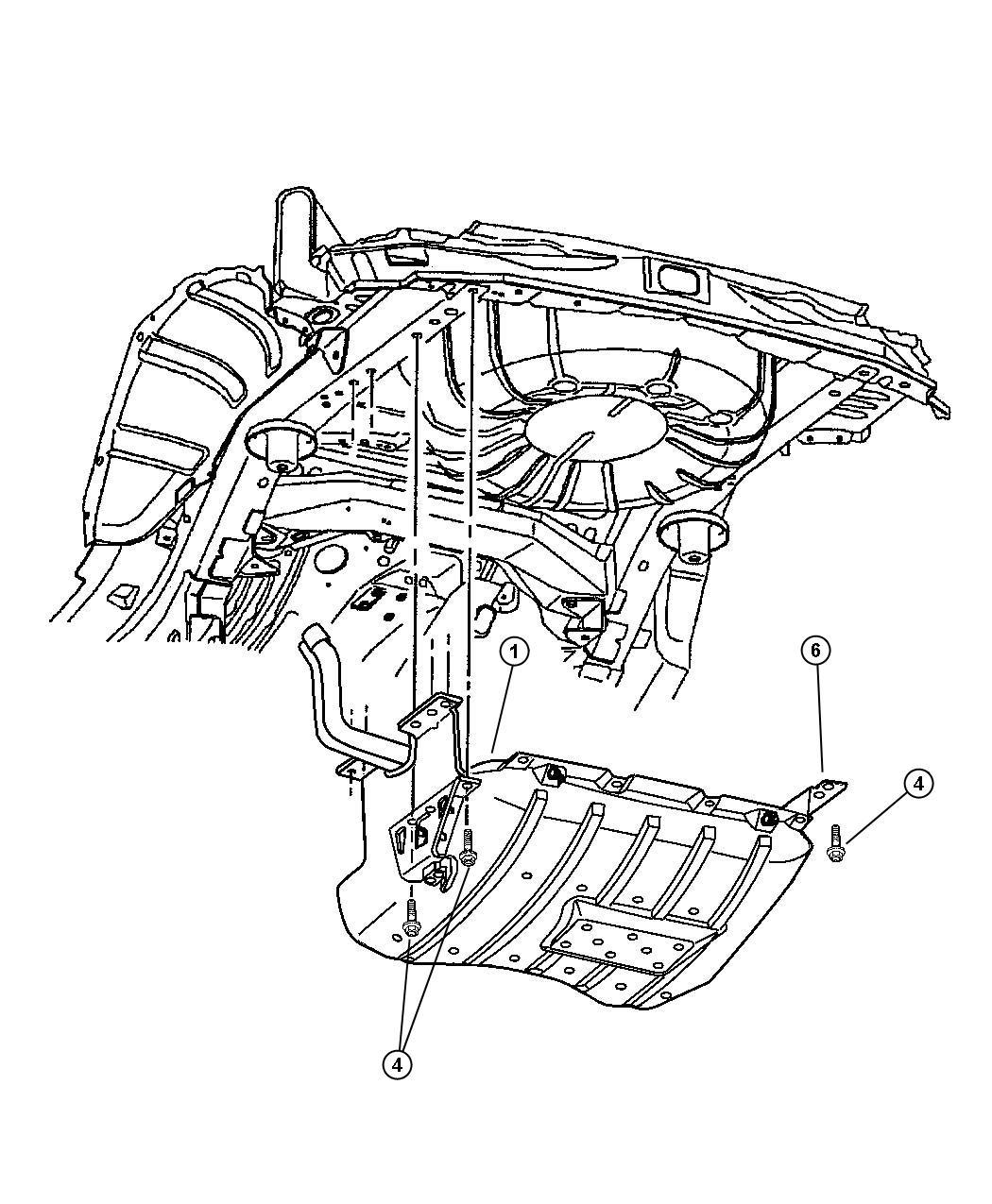 Jeep Grand Cherokee Shield Fuel Tank Evc Evaerhexa