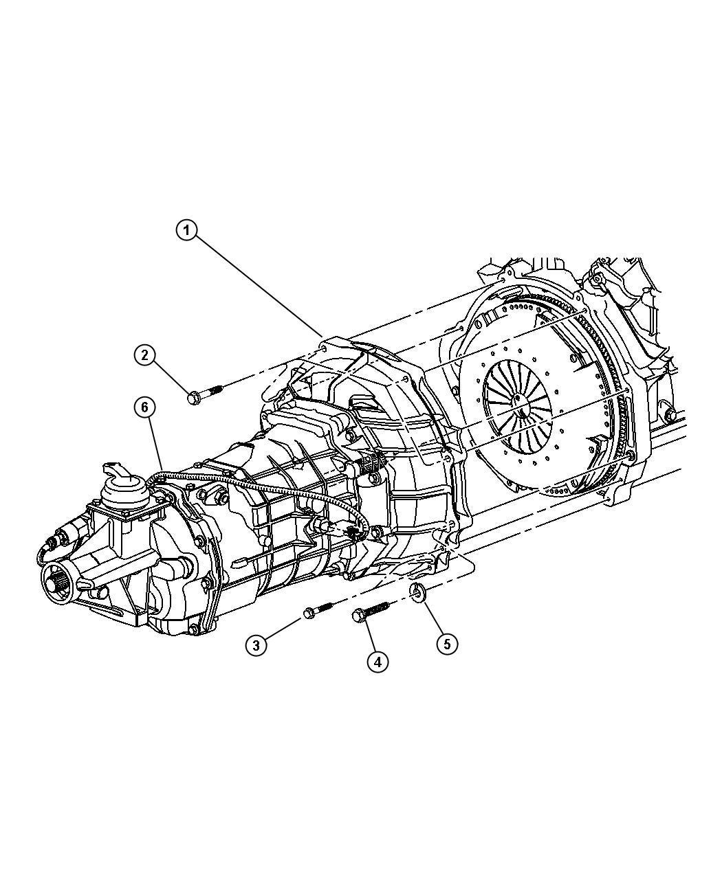 Dodge Transmission Rebuild Kit