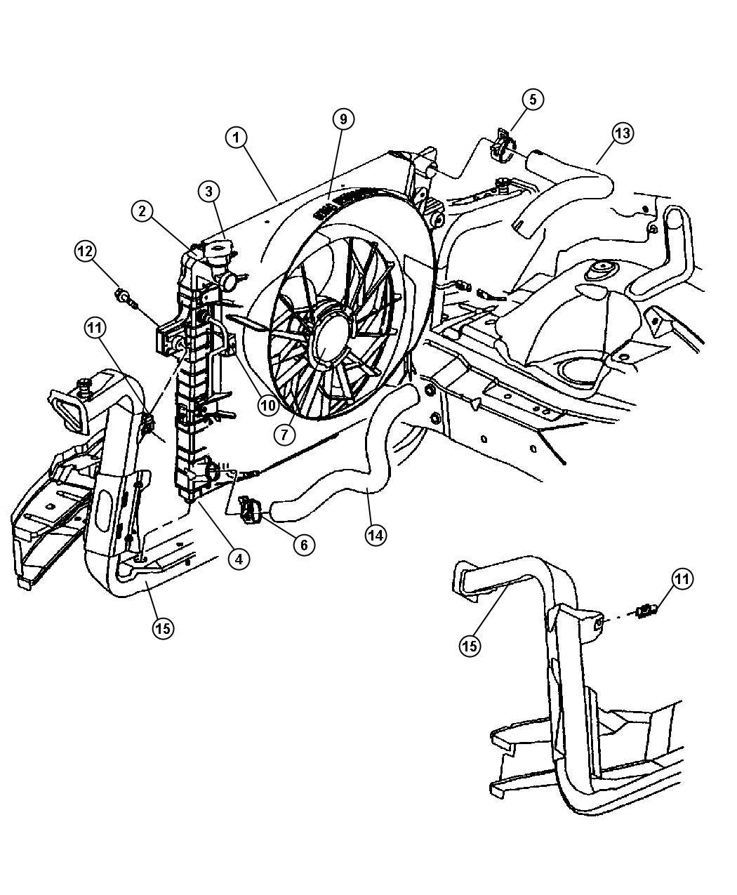 Dodge Avenger Gasket Thermostat Dutythailand Knockdown