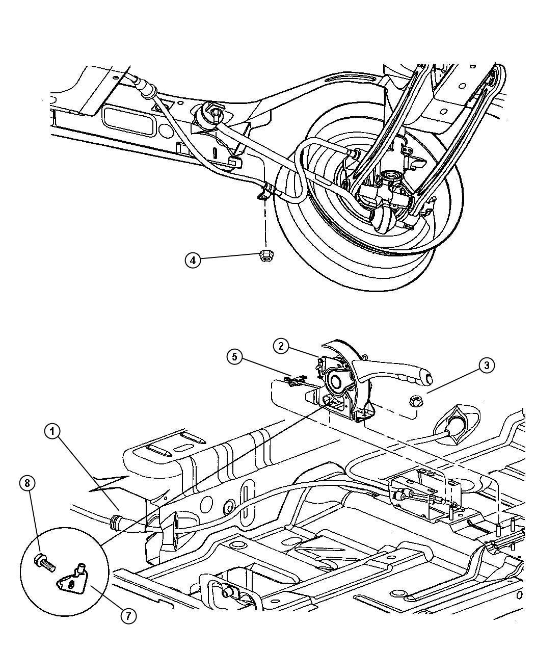 Jeep Liberty Switch Parking Brake Trim All Trim Codes