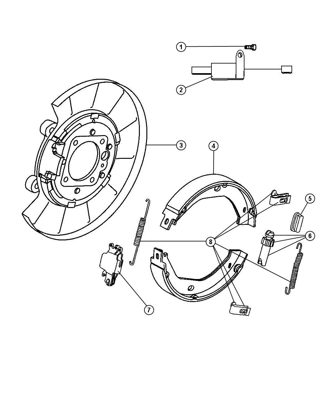 Jeep Grand Cherokee Brake Parts Pictures To Pin On