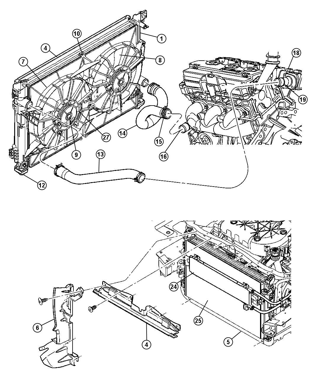 Dodge Caravan 2 4 Engine Diagrams