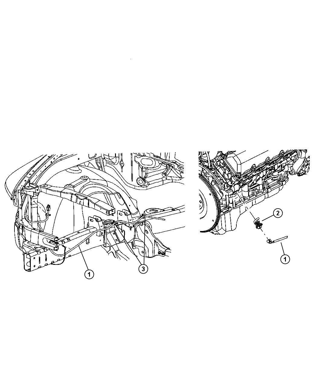 Jeep Wrangler Heater Engine Engine Block