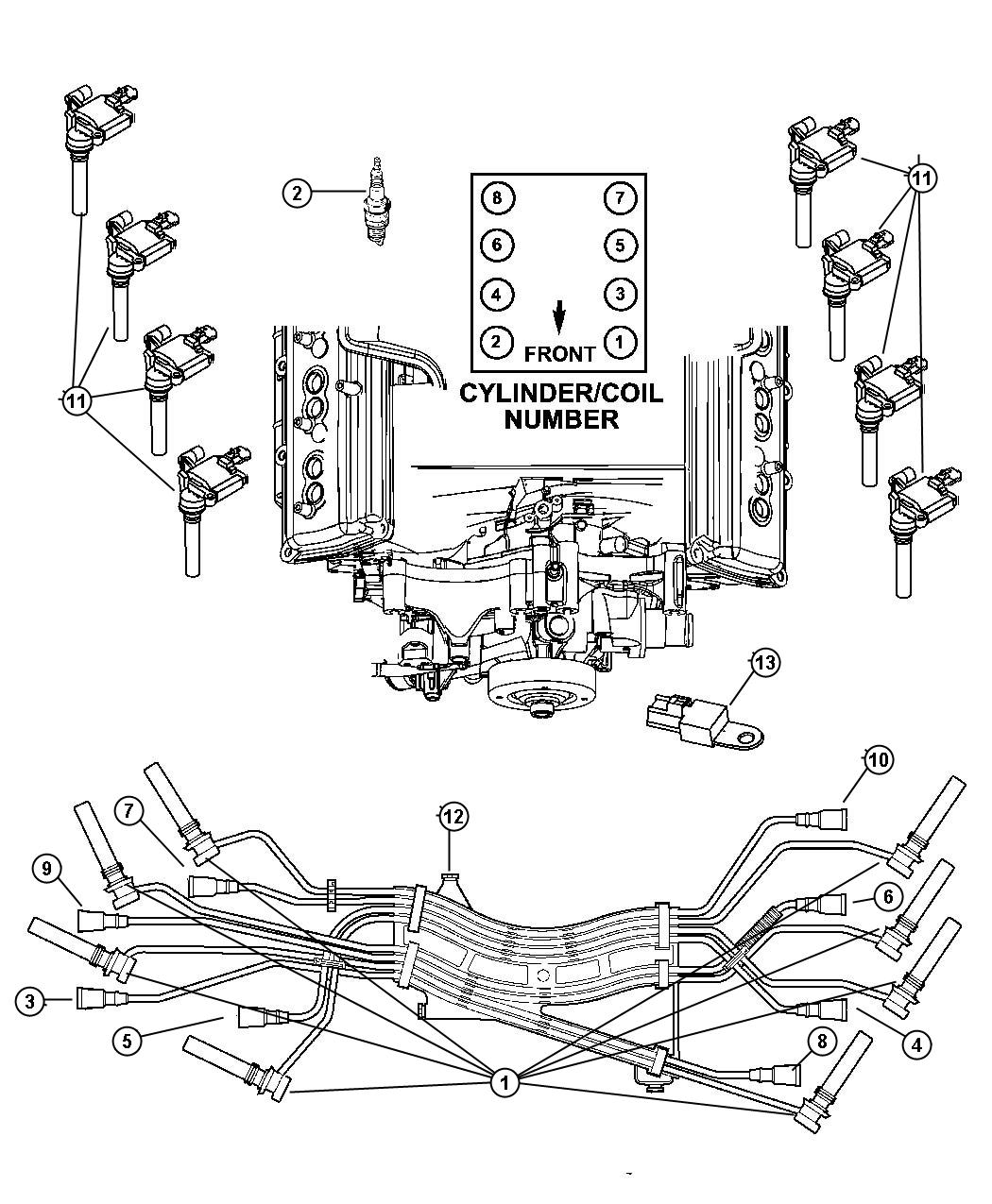 Dodge Ram 5 7 Hemi Engine Diagram
