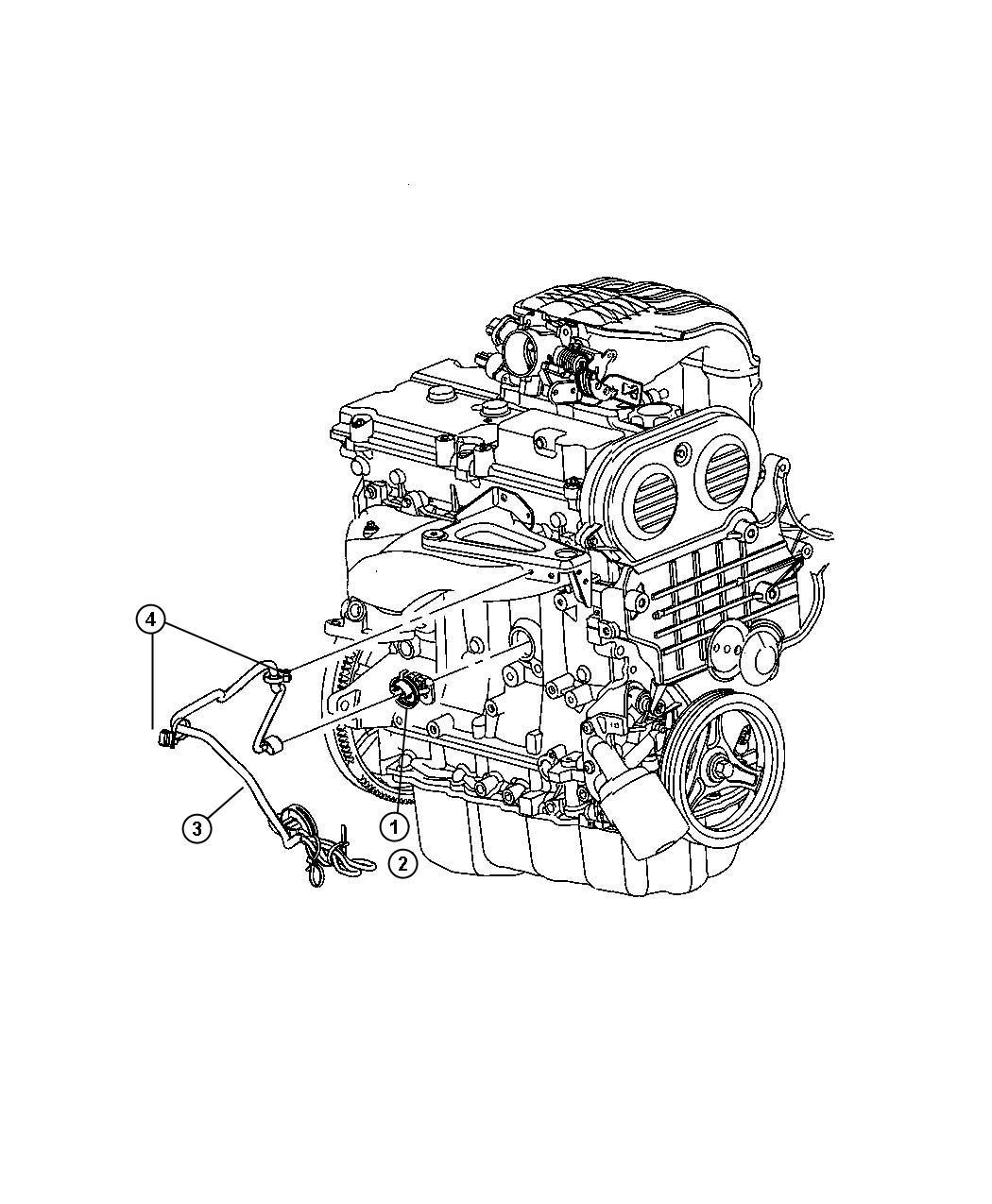 Ford Engine Block Heater