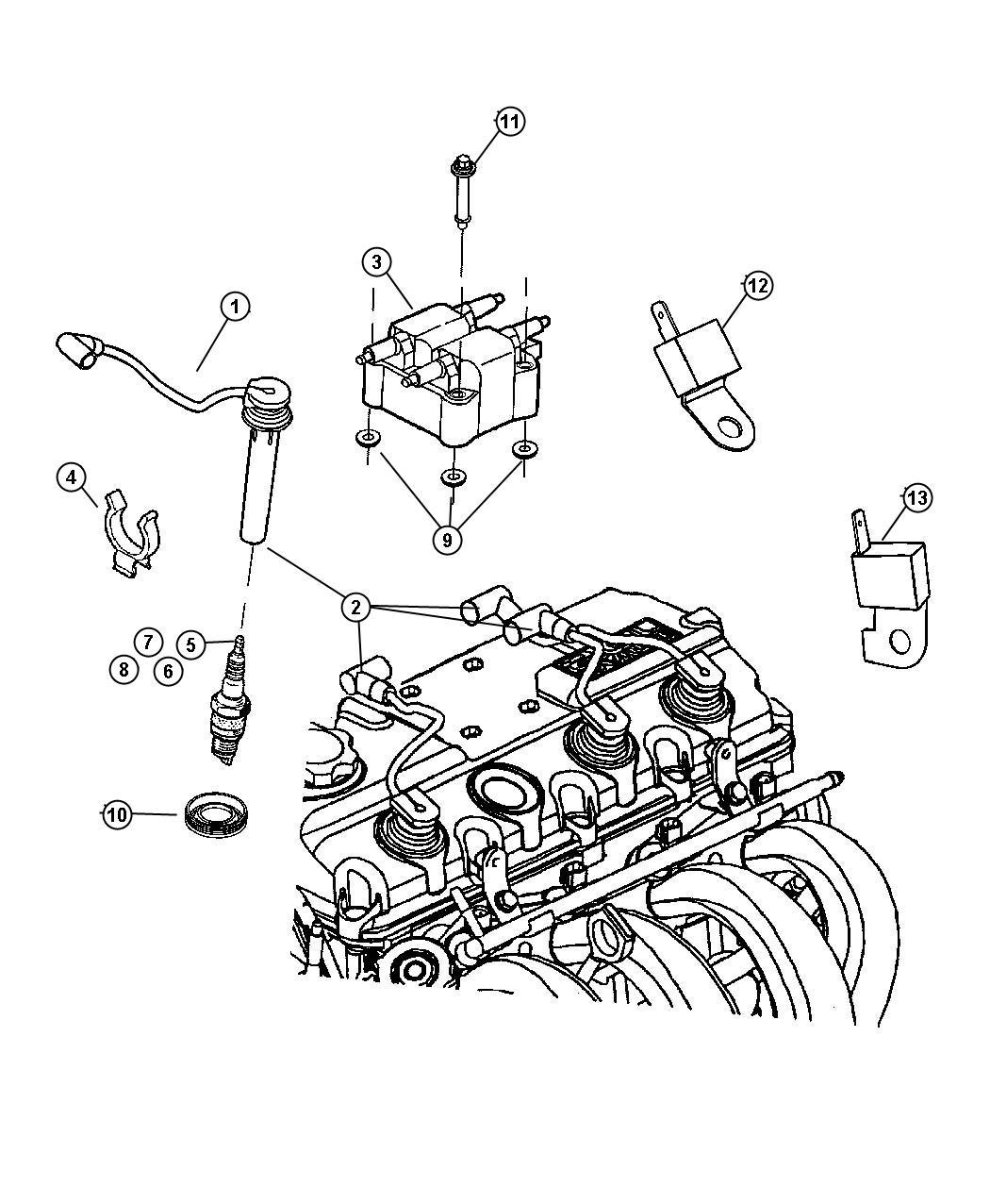 Dodge Ram V 10