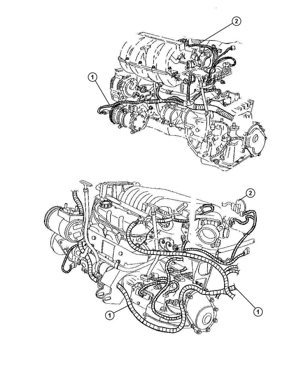 Dodge Grand Caravan Wiring Fuel Rail