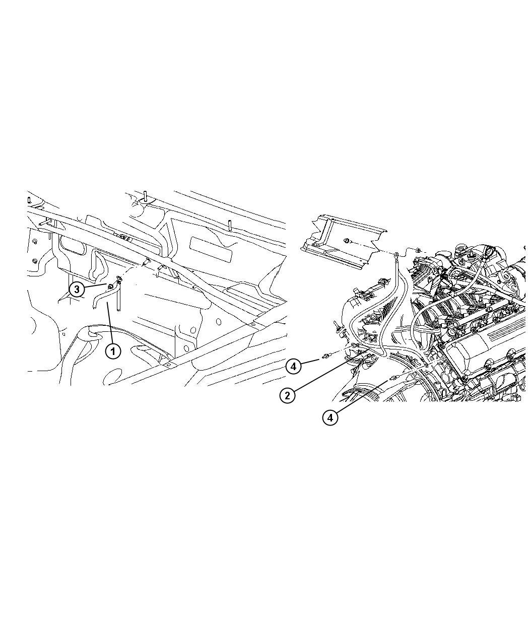 Jeep Liberty Strap Engine Ground Enginebodyhood