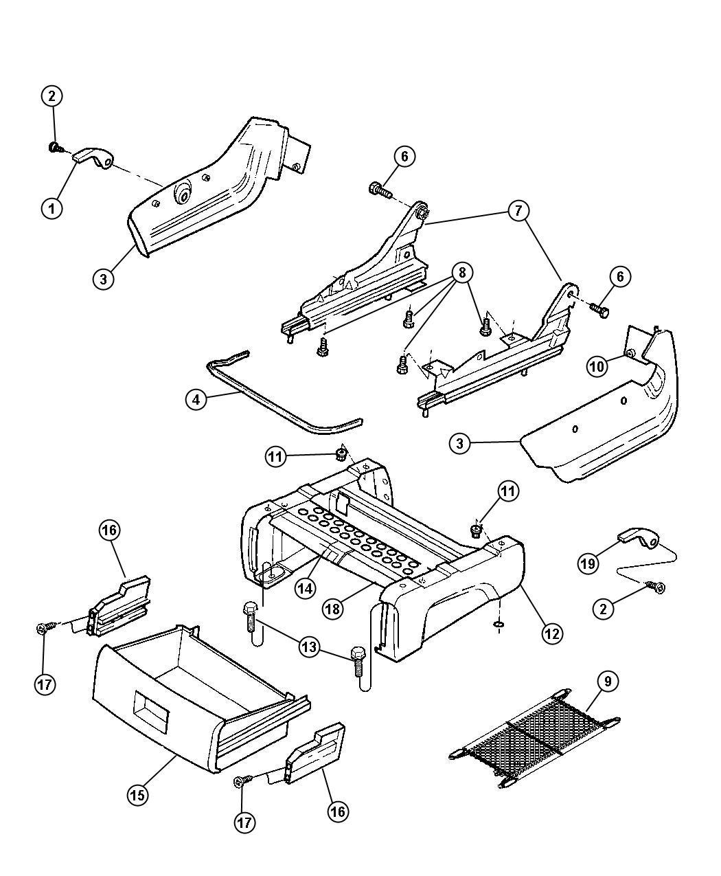 Wiring Diagram Dodge Grand Caravan Sliding Door