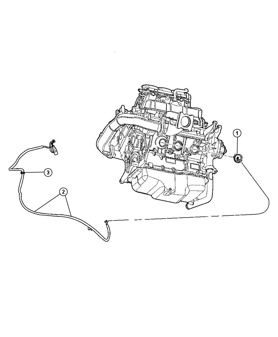 Engine Block Heater Chrysler Town And Country
