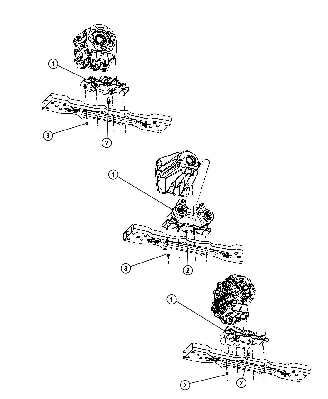 Transmision Parts Diagram Dodge Nitro Dodge Auto