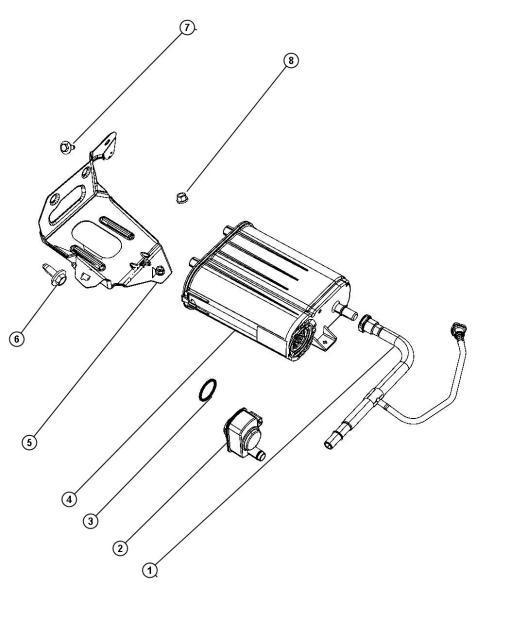 Jeep Liberty Evap System Diagram