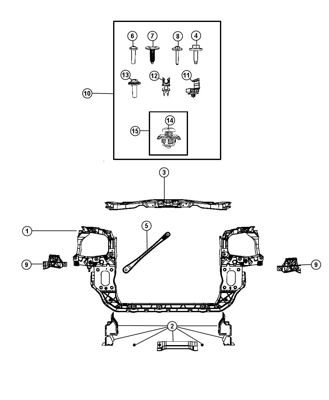 Dodge Grand Caravan Dealer Parts