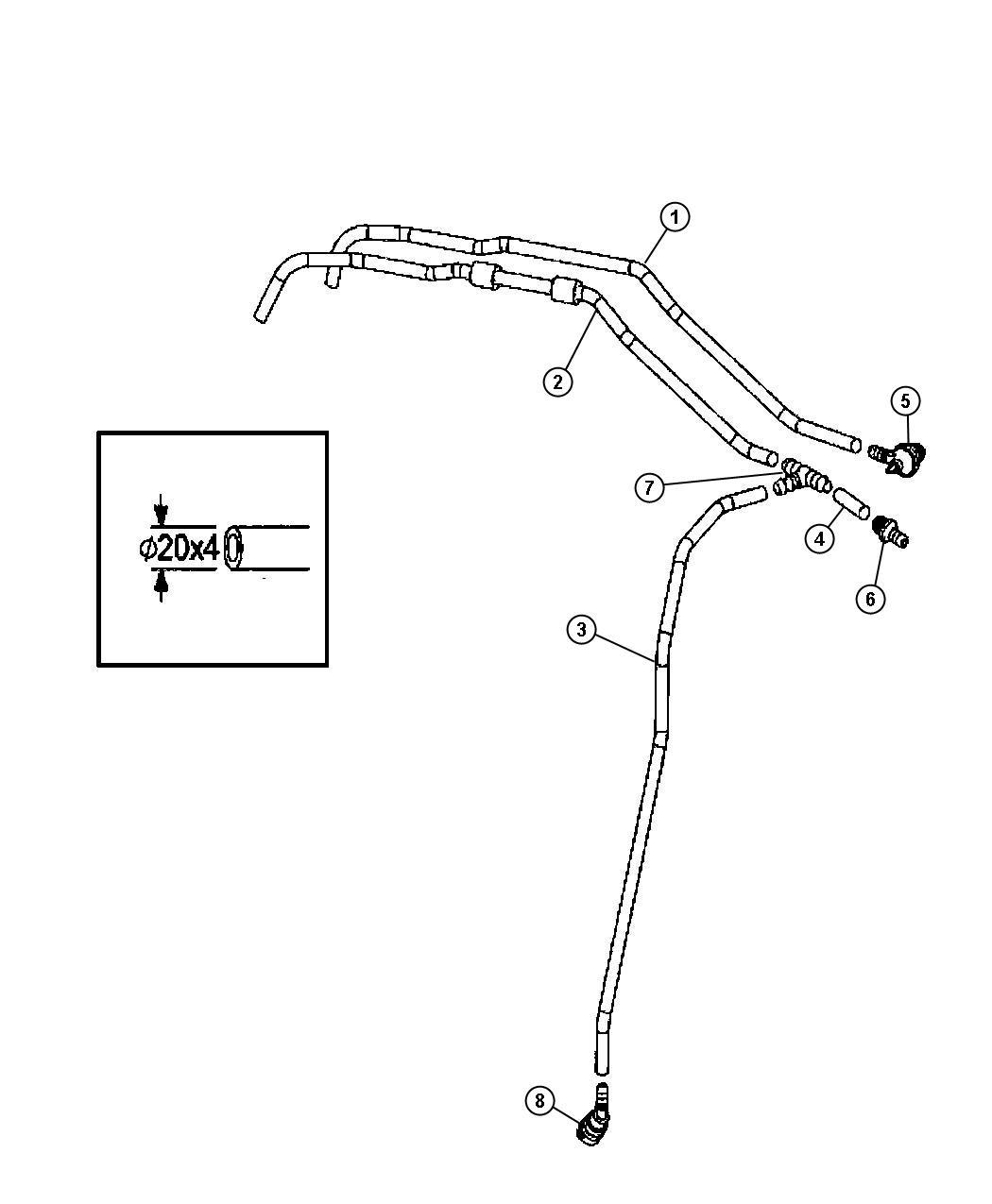 Dodge Sprinter Valve Brake Booster Check