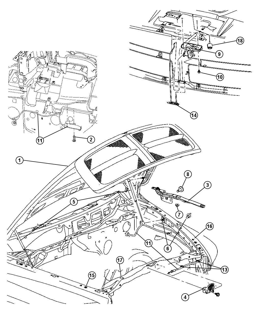 Dodge 4x4 Front Suspension Diagram