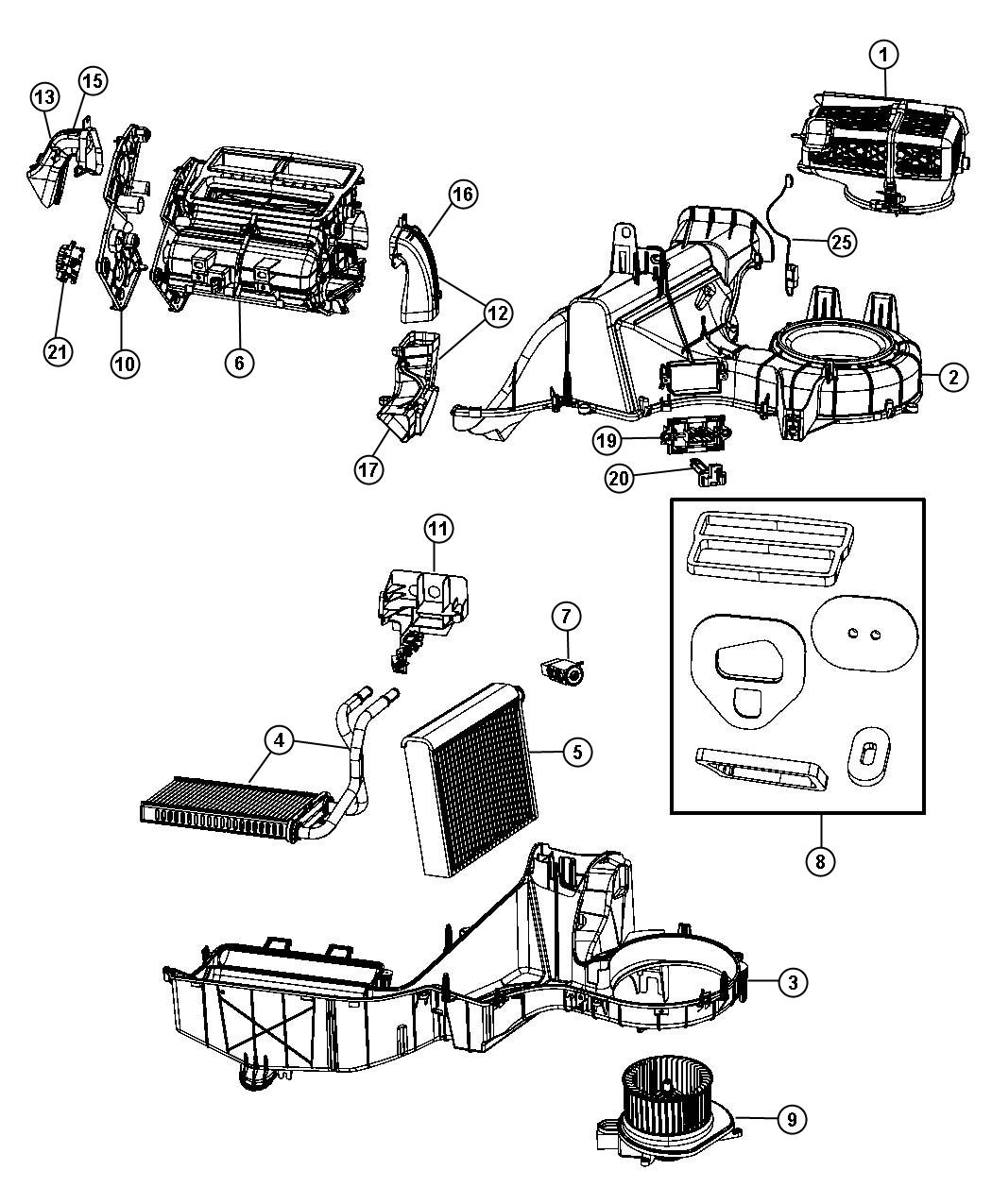 Dodge Nitro Fuse Box Dodge Auto Fuse Box Diagram