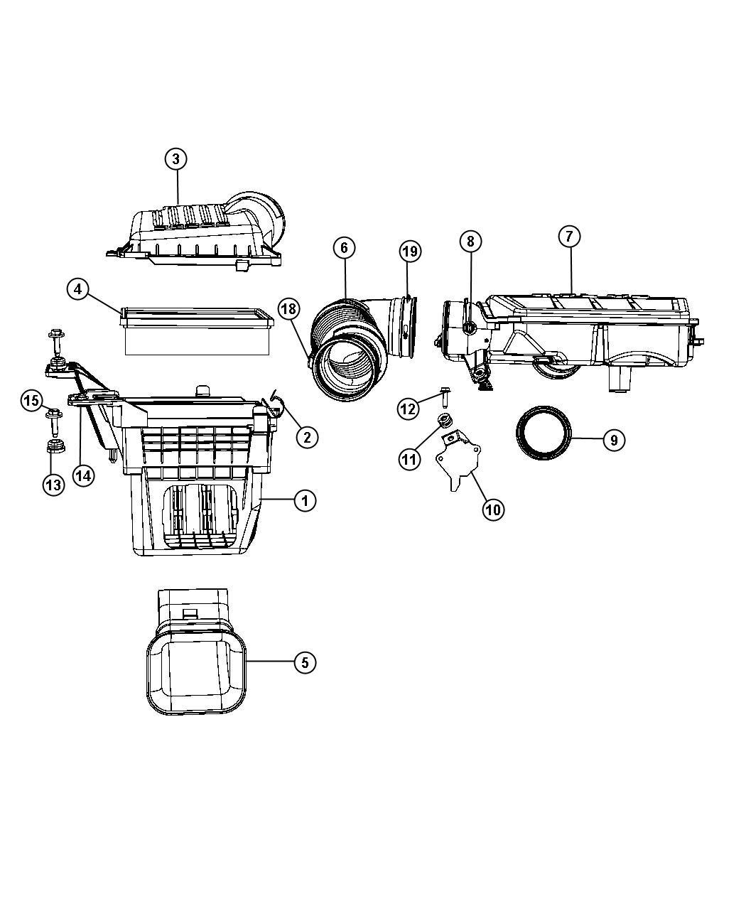 Ram Sensor Air Temperature