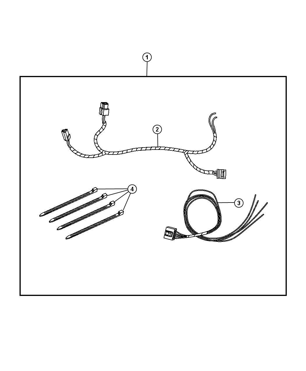 Chrysler Wiring Adapter Designed For Ease Of