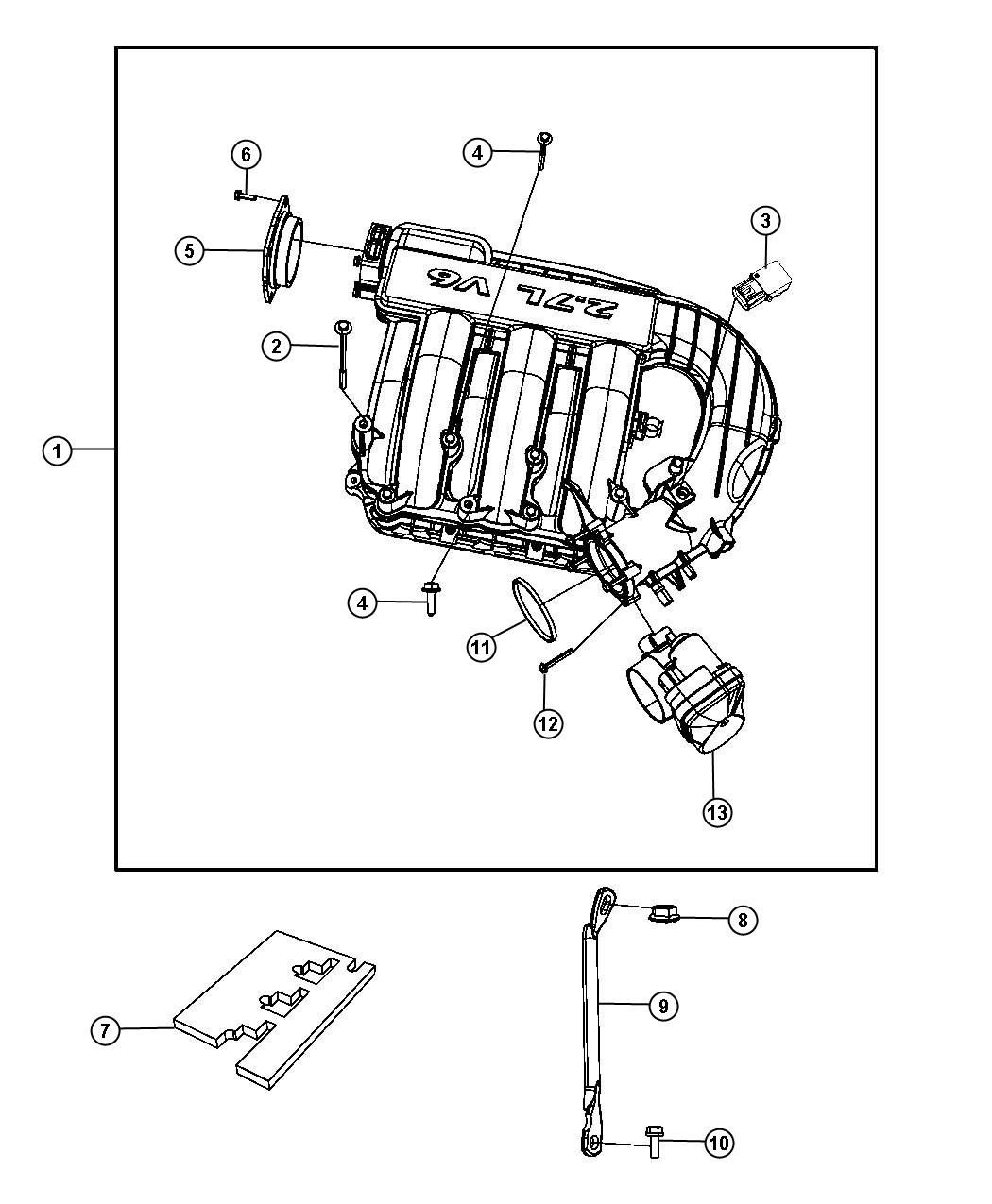 24 Valve Dohc V6 Engine Diagram