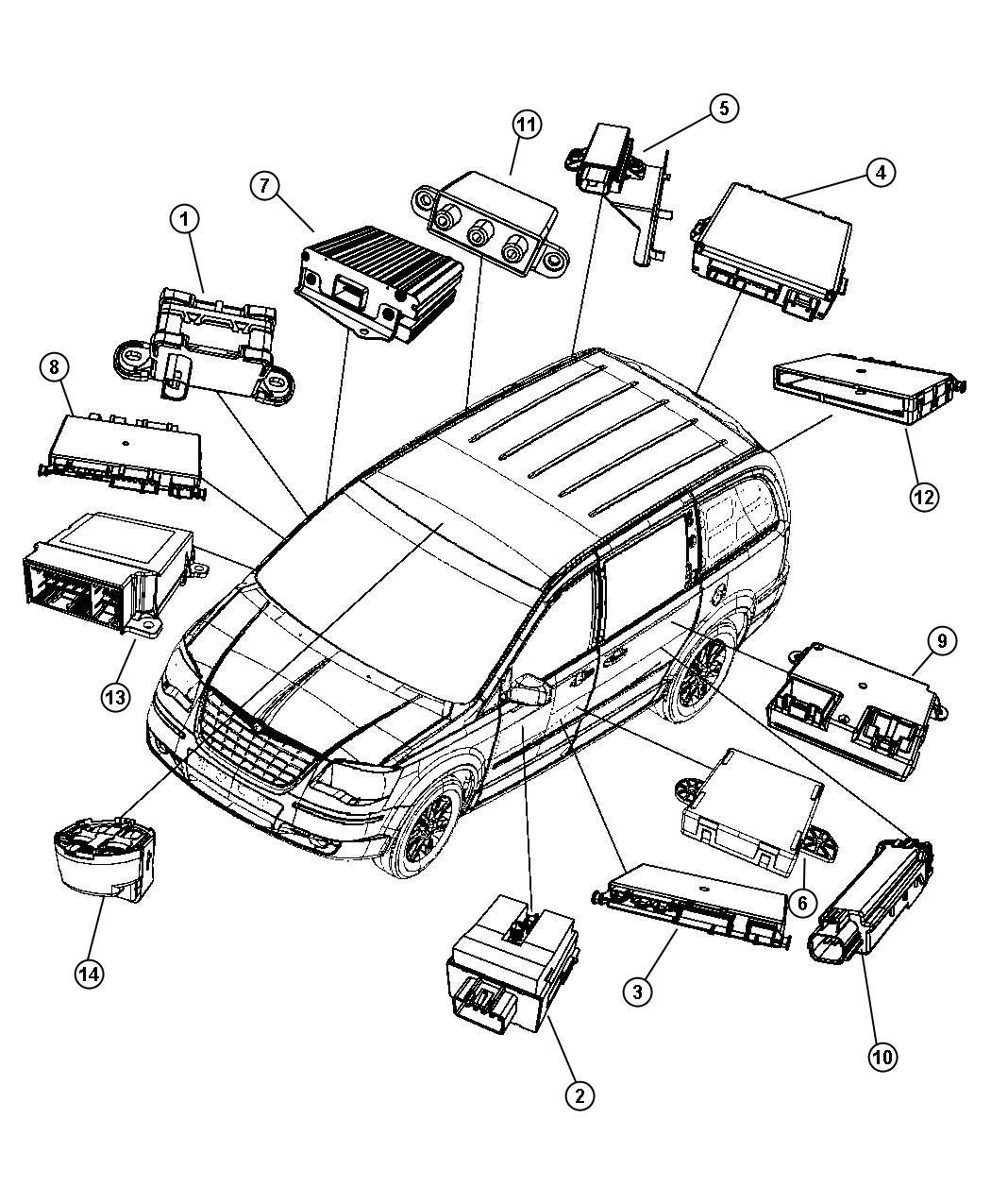 Diagram For Dodge Caravan 2 4l Fuse Box