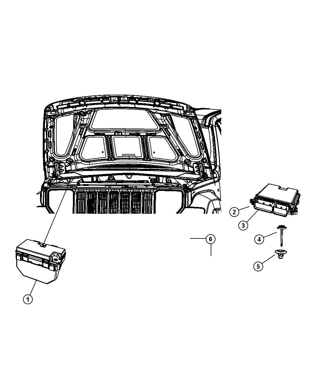 Jeep Liberty Module Totally Integrated Power Export