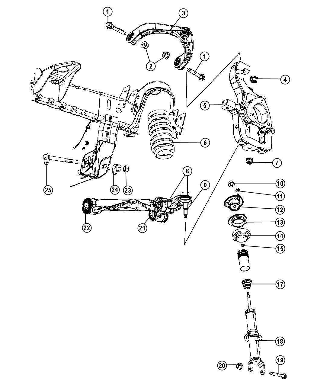 Dodge Dakota Front Suspension Parts Pictures To Pin On