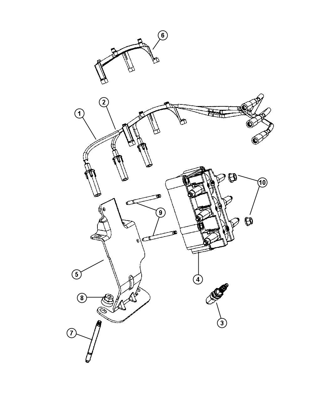 Jeep Ignition Part