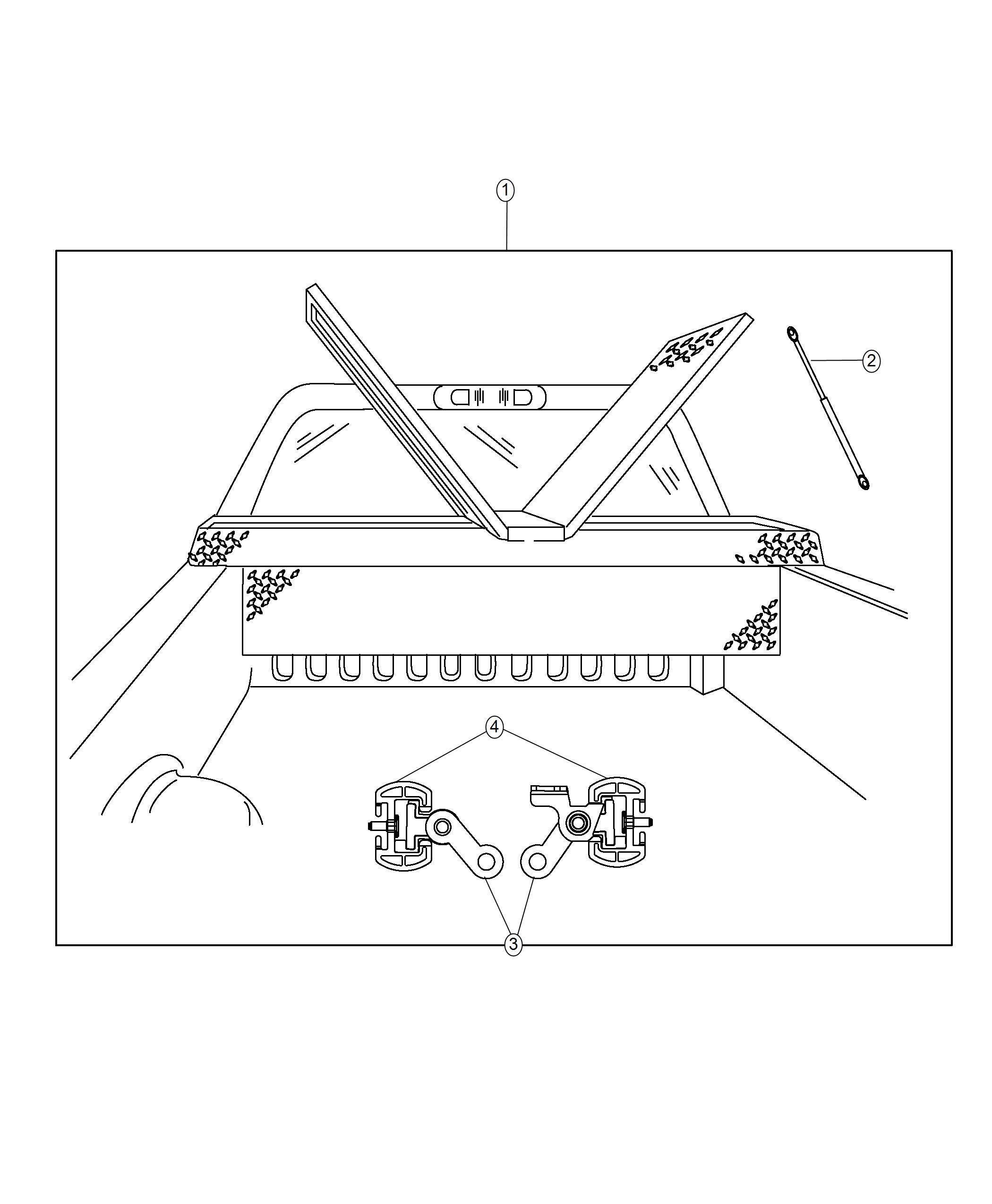 Wagon Tool Box