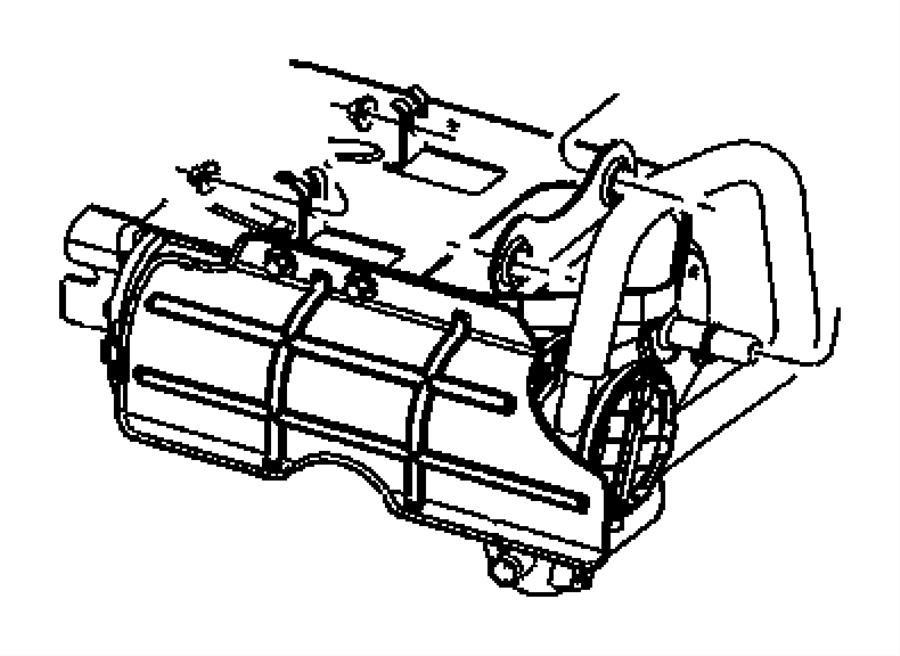 Dodge Ram Detector Export Evaporative System