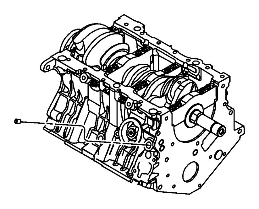 Chrysler 300 Engine Cylinder Block And Hardware 3 5l 3 5l